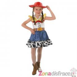 Disfraz de Jessie deluxe para niña - Toy Story - Imagen 1