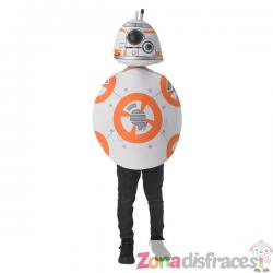 Disfraz de BB-8 deluxe infantil - Star Wars The Last Jedi - Imagen 1