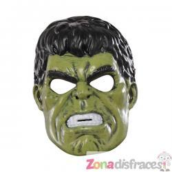 Máscara de Hulk infantil - Marvel - Imagen 1