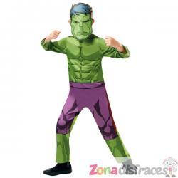 Disfraz de Hulk para niño - Marvel - Imagen 1