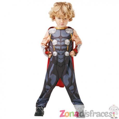 Disfraz de Thor para niño - Marvel - Imagen 1