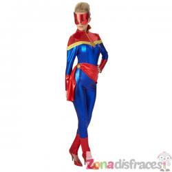 Disfraz de Capitán Marvel para mujer - Marvel - Imagen 1