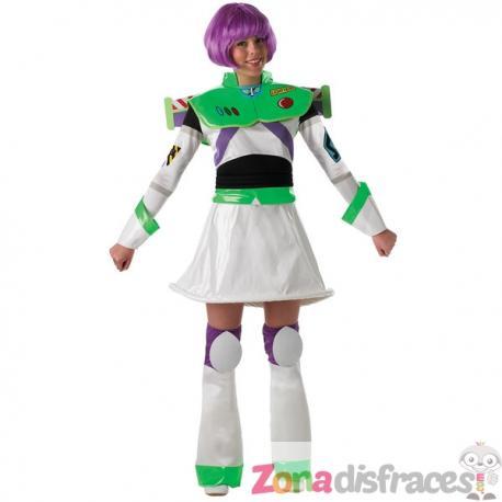 Disfraz de Buzz Lightyear para mujer - Toy Story - Imagen 1