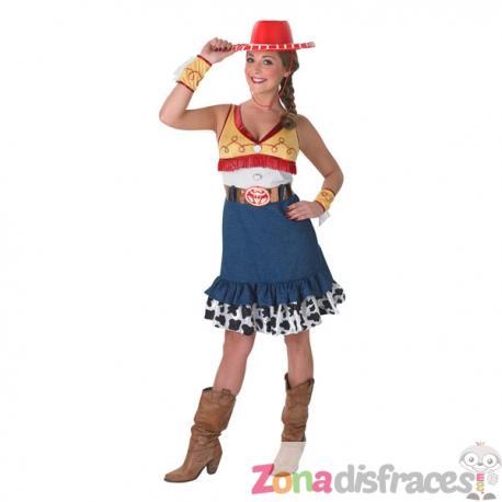 Disfraz de Jessie para mujer - Toy Story - Imagen 1