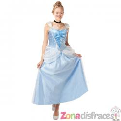 Disfraz de Cenicienta para mujer - Imagen 1