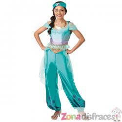 Disfraz de Jasmine para mujer - Aladdin - Imagen 1