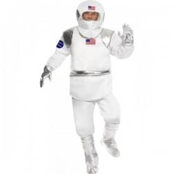 Disfraz de astronauta para hombre - Imagen 1