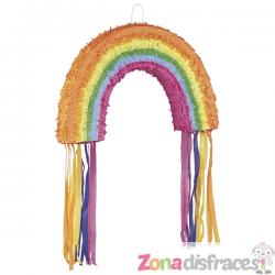 Piñata de arcoíris - Rainbow - Imagen 1