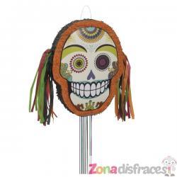 Piñata Día de los muertos - Day Of Dead - Imagen 1