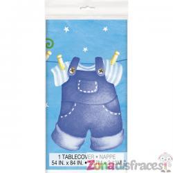 Mantel It`s a Boy - Clothesline Baby Shower - Imagen 1