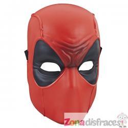 Máscara de Deadpool Marvel para adulto - Imagen 1