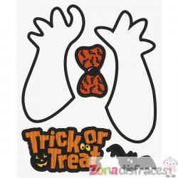 Set de 11 imanes decorativos Halloween - Basic Halloween - Imagen 1