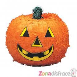 Piñata de calabaza sonriente - Basic Halloween - Imagen 1
