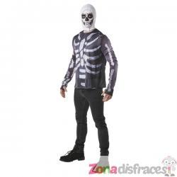 Camiseta de Fortnite Skull Trooper para adulto - Imagen 1