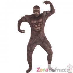 Disfraz de gorila musculoso Morphsuits para adulto - Imagen 1