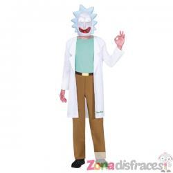 Disfraz de Rick para hombre - Rick & Morty - Imagen 1