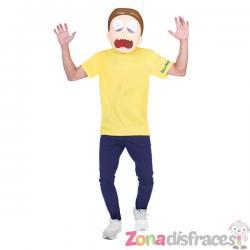 Disfraz de Morty para adolescente - Rick & Morty - Imagen 1