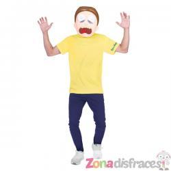 Disfraz de Morty para hombre - Rick & Morty - Imagen 1