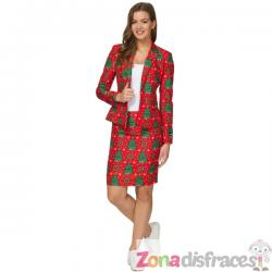 Traje Christmas trees Suitmeister para mujer - Imagen 1