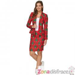 Traje Christmas trees Suitmeister para mujer - Imagen 1