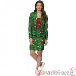 Traje Green trees Suitmeister para mujer - Imagen 1