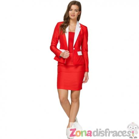 Traje Santa outfit Suitmeister para mujer - Imagen 1