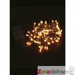 Mini luces navideñas multifunción blancas - Imagen 1