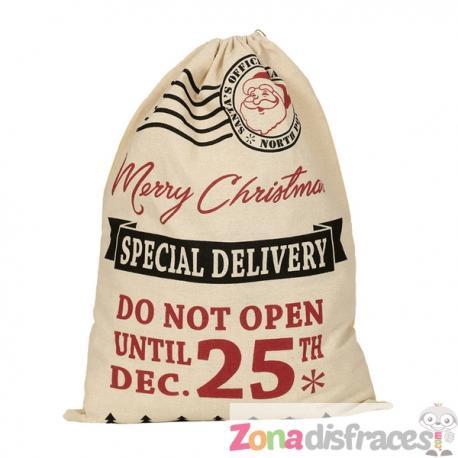 Saco postal de Papá Noel - Imagen 1