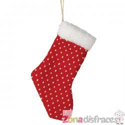 Bota navideña pequeña - Imagen 1