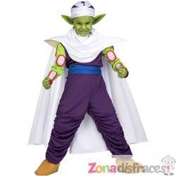 Disfraz de Piccolo para niño - Dragon Ball - Imagen 1