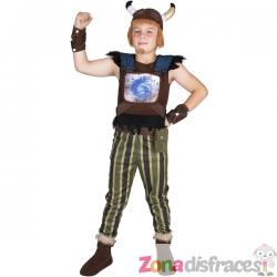 Disfraz de Crogar para niño - Zak Storm - Imagen 1