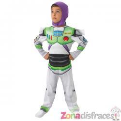 Disfraz de Buzz Lightyear Toy Story para niño - Imagen 1