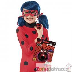 Kit de Ladybug con yo-yó y pendientes para niña - Imagen 1