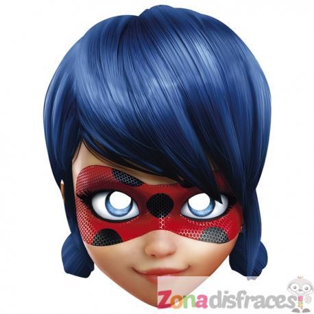 Careta de Ladybug para niña - Imagen 1