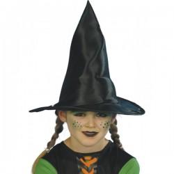 Sombrero de bruja infantil - Imagen 1