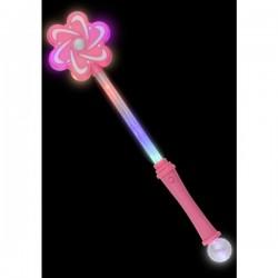 Varita de flor rosa - Imagen 1