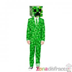 Traje de Minecraft Opposuits para niño - Imagen 1