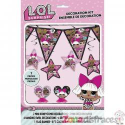 Kit de decoración LOL Surprise - LOL Friends - Imagen 1
