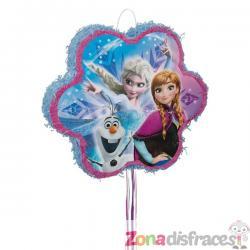 Piñata Elsa y Anna - Frozen - Imagen 1