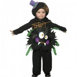 Disfraz de araña loca infantil - Imagen 1
