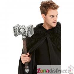 Martillo de vikingo guerrero para hombre - Imagen 1