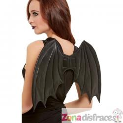 Alas de murciélago para mujer - Imagen 1