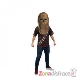 Máscara gigante de Chewbacca para adulto - Star Wars - Imagen 1