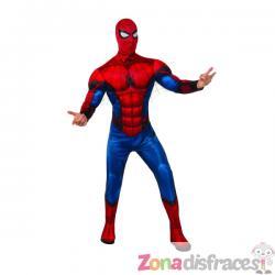 Disfraz de Spiderman Homecoming para hombre - Imagen 1