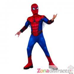 Disfraz de Spiderman Homecoming deluxe para niño - Imagen 1