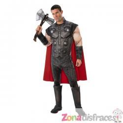 Disfraz de Thor para hombre deluxe - Los Vengadores - Imagen 1