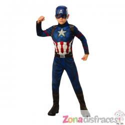 Disfraz de Capitán América para niño - Los Vengadores - Imagen 1