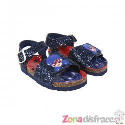 Sandalias de Ladybug para niña - Imagen 1