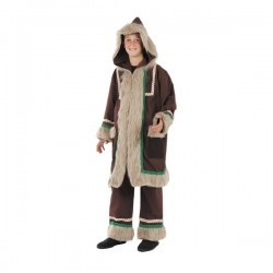 Disfraz de esquimal para niño - Imagen 1