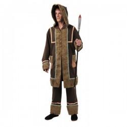 Disfraz de esquimal hombre - Imagen 1